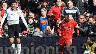 Hinchas del Liverpool evitaron que Mario Balotelli fuera expulsado