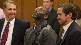 EEUU: indemnizarán con un millón de dólares a hombre que pasó 40 años en prisión