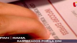 Rastreados por la DINI: miles de peruanos bajo seguimiento