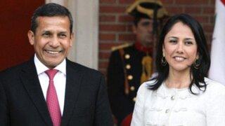 Aprobación de Ollanta Humala y Nadine Heredia sigue en caída