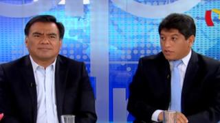 """Javier Velásquez sobre rastreo de DINI: """"Ana Jara debe dejar el cargo, es responsable política"""""""