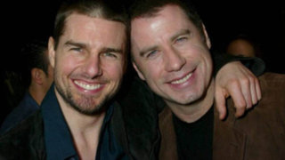 Actores Tom Cruise y John Travolta habrían tenido un apasionado romance