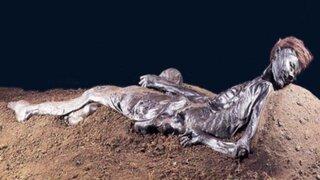 FOTOS : 10 cosas perturbadoras descubiertas por arqueólogos