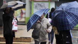 Senamhi pronostica intensas lluvias en la sierra y selva del país