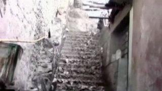 Impresionantes imágenes de la tragedia de Chosica que ya deja ocho muertos