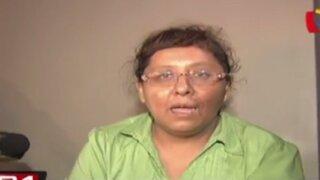 Abogada arma escándalo en comisaría tras ser detenida