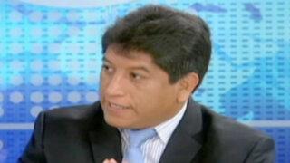 Critican a nacionalista Josué Gutiérrez por intentar justificar espionaje de la DINI
