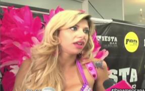 La primera vez de Xoana: modelo argentina participará en película 'Al filo de la Ley'