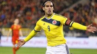 VIDEO: Colombia golea a Bahréin con destacada participación de Falcao