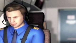 Francia: copiloto habría estrellado avión a propósito