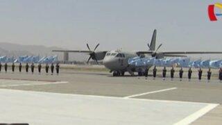Entregan primer avión de instrucción adquirido por la FAP