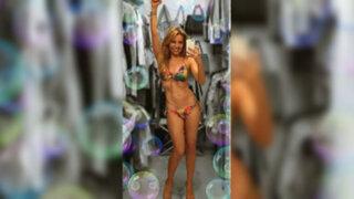 México: Thalía sorprende colgando sensuales fotografías a sus 43 años