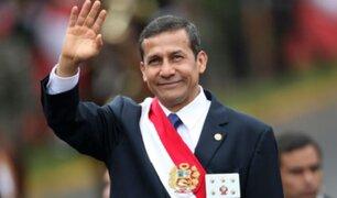 Rechazo a gestión de Ollanta Humala registra una ligera baja, según encuesta