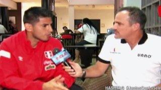 Carlos Zambrano y Renato Tapia hablan sobre amistoso desde Florida