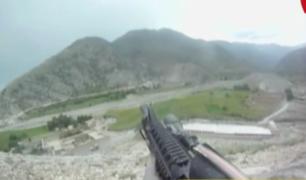 Estados Unidos: militar es criticado por publicar video de tiroteo con talibanes