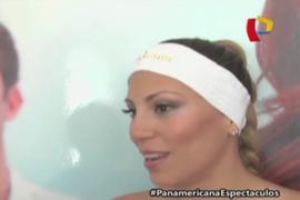 Delly Madrid felizmente casada: modelo conversó con Panamericana Espectáculos