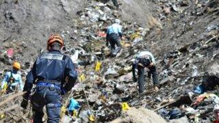 Estiman que identificación de víctimas de Germanwings tardaría cuatro meses