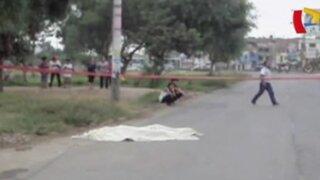 Los Olivos: chofer ebrio atropella a joven cuando iba a dar examen de admisión