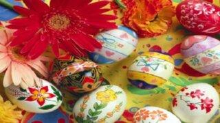 ¿Por qué se regalan huevos de pascua en Semana Santa?