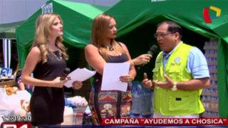 Continúa la solidaridad con los damnificados de Chosica y Santa Eulalia