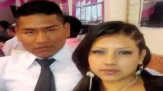 Policía acusado de matar a su exconviviente está en manos de la Fiscalía