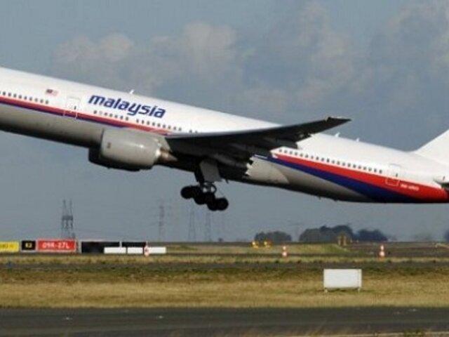 Malaysia Airlines: conmemoran un año de la desaparición del vuelo MH370