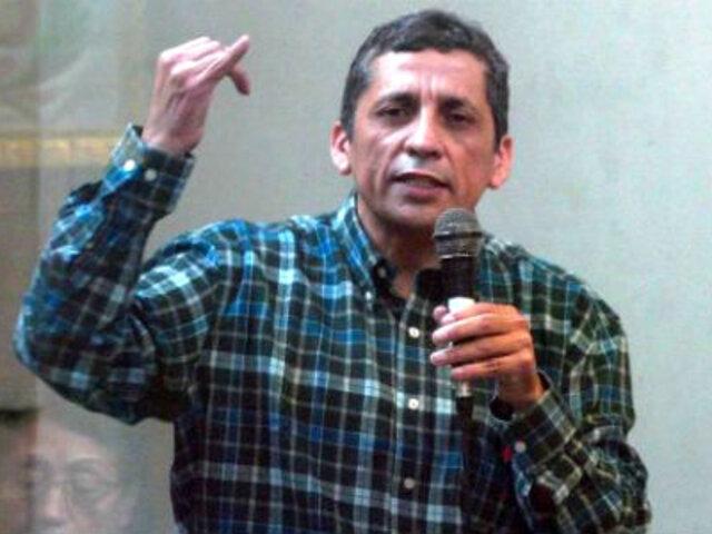 Poder Judicial rechazó revisar condena de Antauro Humala por 'andahuaylazo'