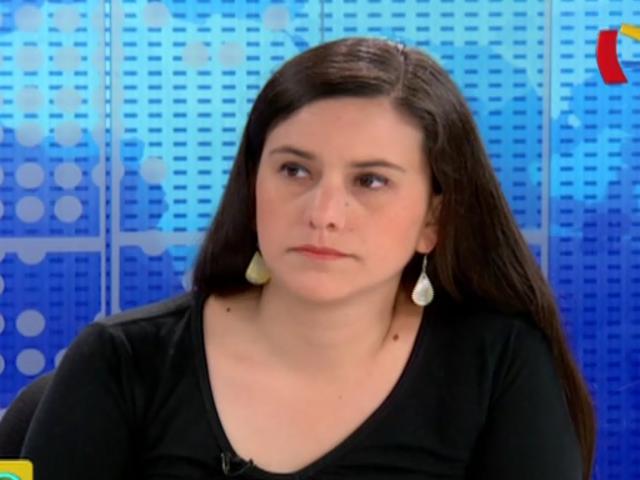 "Verónika Mendoza: ""Informe no precisa causa de contaminación en Espinar"""