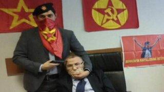 Turquía: radicales de izquierda matan a fiscal secuestrado en Estambul