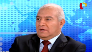 """Wilfredo Pedraza: """"Pedro Cateriano podría ser un premier interesante"""""""