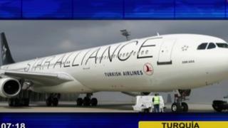 Turquía: avión comercial aterrizó de emergencia por amenaza de bomba