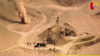 Película 'Los 33': film relata historia de los mineros chilenos atrapados el 2010