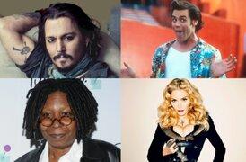 Los trabajos más curiosos de las celebridades antes de ser famosos