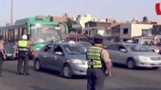 Sancionarán a empresas de transporte que causen graves accidentes