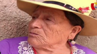 Tres ancianas que salvaron vidas durante el huaico en Chosica
