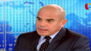 """Ernesto Álvarez: """"A partir de julio no se puede disolver Congreso, pero sí censurar Gabinete"""""""