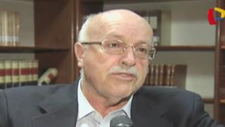 """Excanciller Eduardo Ferrero: """"Chile debería reconocer espionaje"""""""
