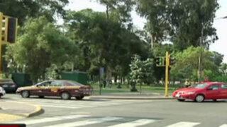 Prueban plan de desvíos por construcción de by pass en 28 de Julio