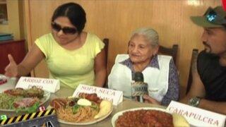 Ruta gastronómica en Lunahuaná: conoce sus mejores potajes con Tula Rodríguez