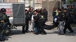 Hombre fue asesinado a balazos por sicarios en Áncash