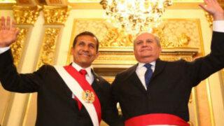 Congresistas aseguran que Ollanta Humala perjudica la labor de Cateriano