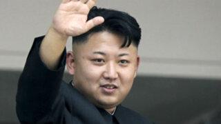 """Corea del Norte: Kim Jong-un reclutaría niñas de 14 años para """"brigada sexual"""""""