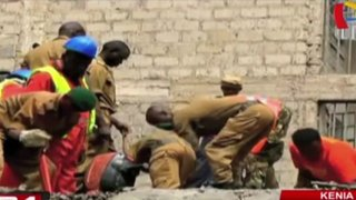 Salen a la luz terribles imágenes de la matanza de 148 universitarios en Kenia