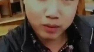 Joven con 17 novias queda al descubierto tras sufrir accidente automovilístico