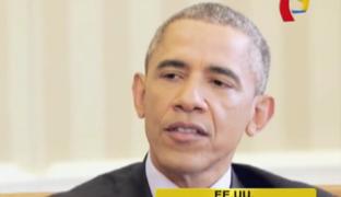 Estados Unidos: Obama defiende su política de acercamiento con Cuba e Irán