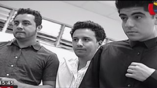 Ancora: trío de tenores de lírica pop preparan concierto en Lima