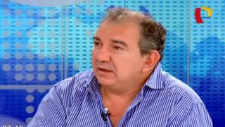 """José Cevasco: """"Problemas personales de funcionarios deterioran la imagen del Congreso"""""""