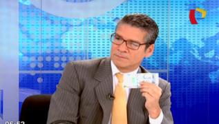 ¿Cómo reconocer billetes falsos? funcionario de BCR brinda información para evitar estafa