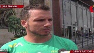 Jenko del Río cuenta su verdad tras ser detenido por la Policía de Barranco