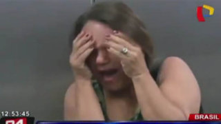VIDEO: broma de insectos y reptiles en un ascensor aterrorizó a brasileños